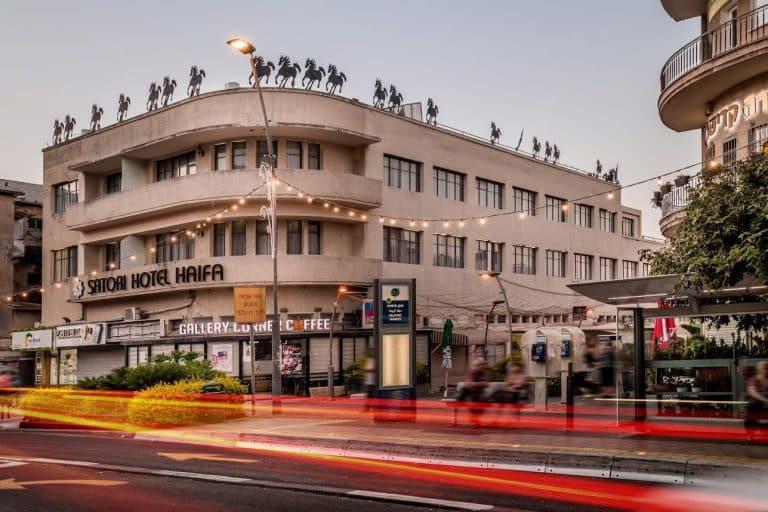מלון סאטורי חיפה