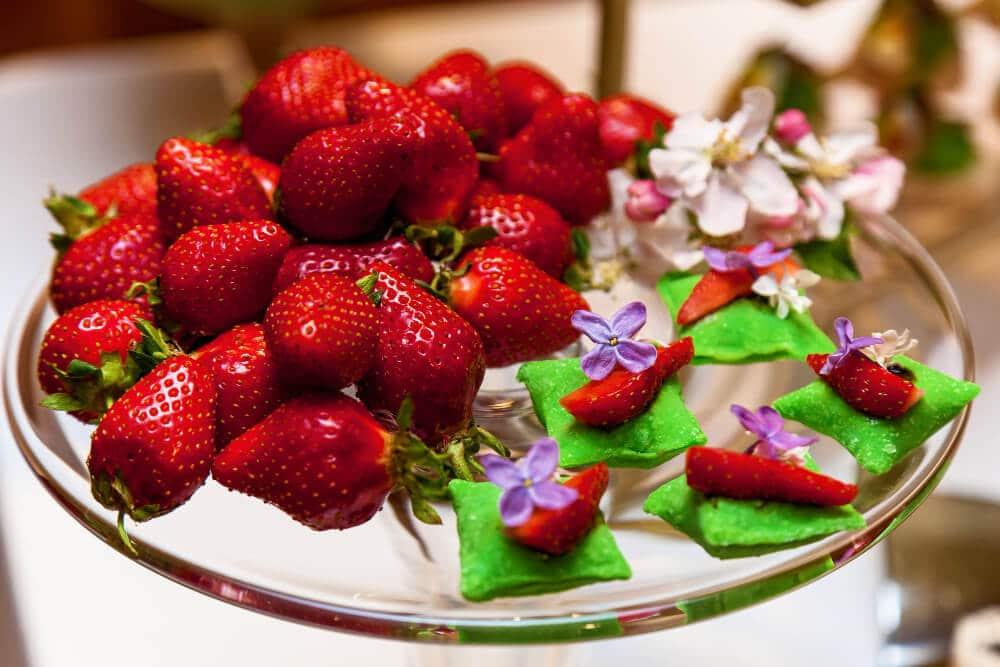 פירות חתוכים לאירועים