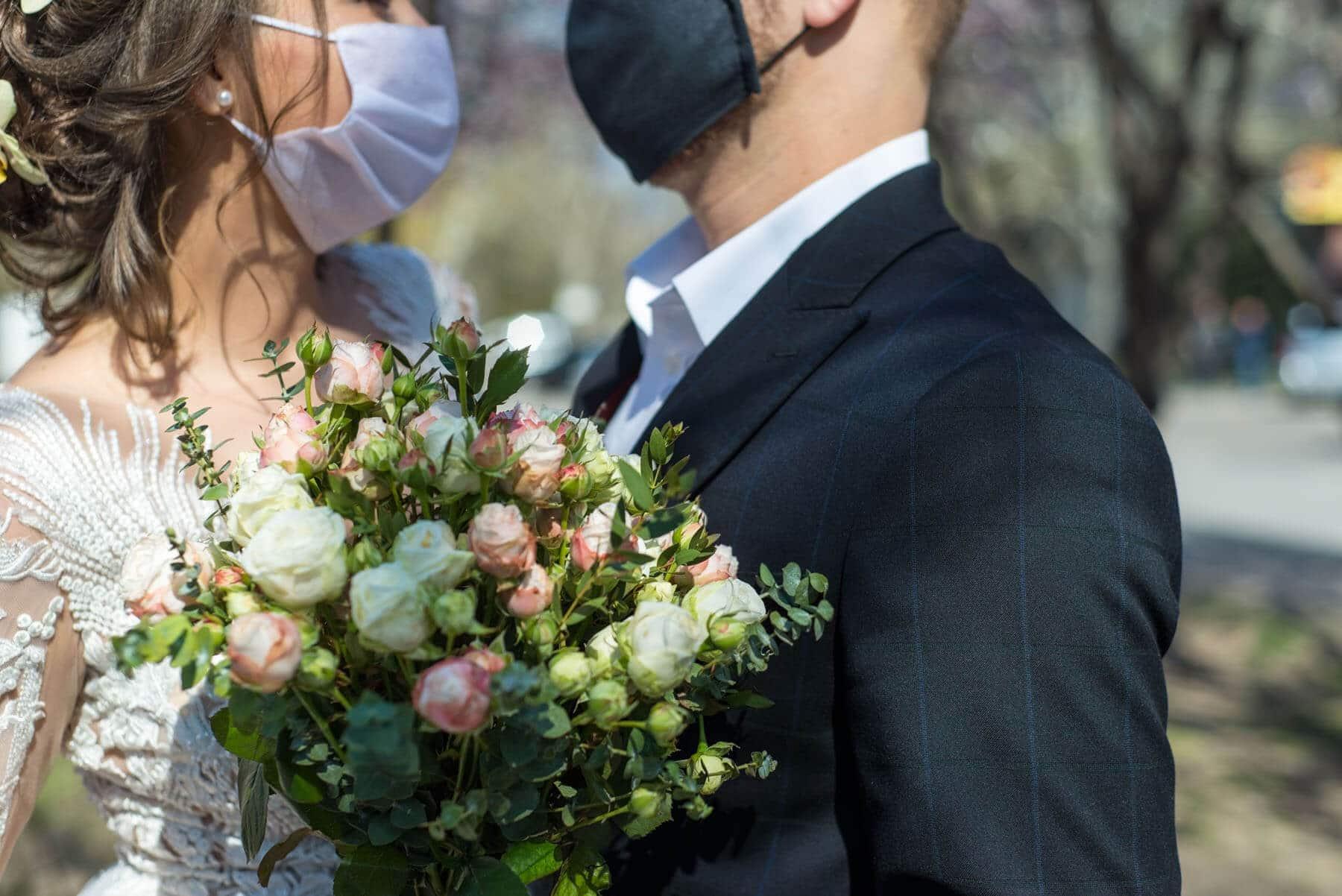 חתונת קורונה התו השמח